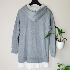 Forever 21 Cute Oversized Hoodie Size Small EUC